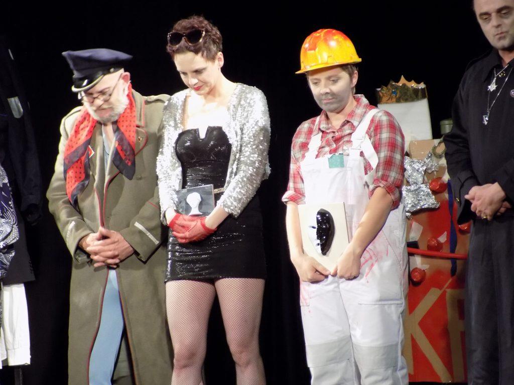 Predstave i glumci  iz Travnika nagrađeni na smotri u Slavoniji