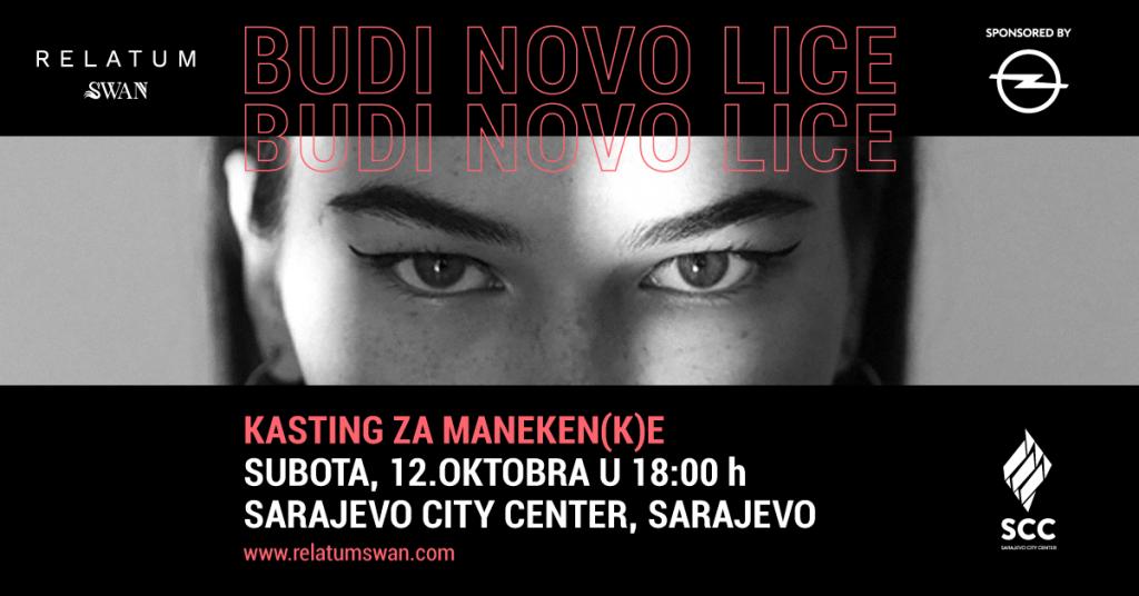 U subotu u Sarajevu kasting za maneken(k)e