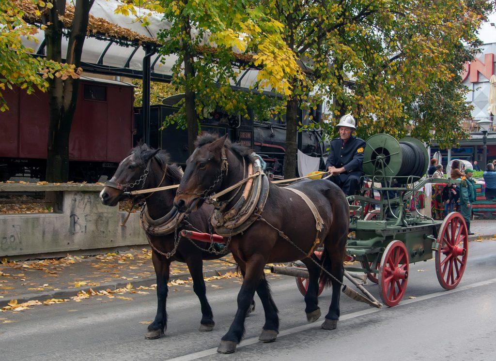 Travnički vatrogasci obilježili 140 godina od osnivanja najstarije vatrogasne jedinice u BiH
