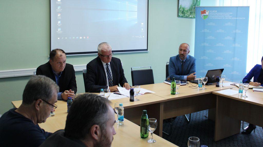 Prvi sastanak Vijeća za razvojno planiranje i upravljanje razvojem SBK