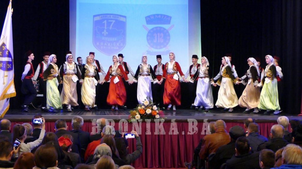 U Travniku obilježena godišnjica osnivanja 312. Slavne i 17. Viteške brigade