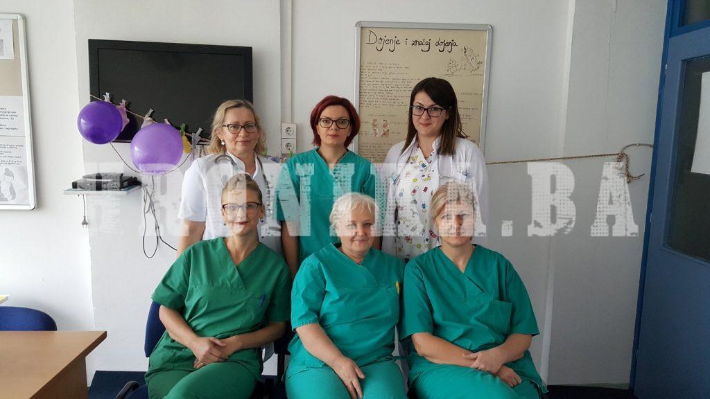 Svjetski dan prijevremeno rođene djece obilježen u JU Bolnica Travnik