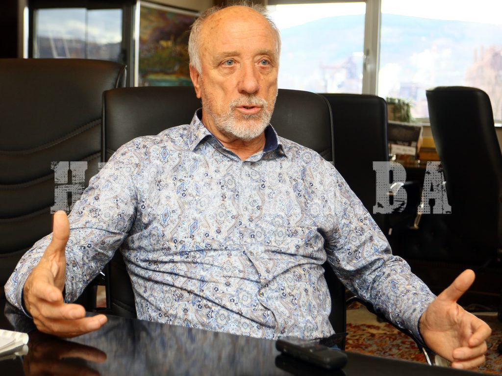 Ismet Begić, vlasnik preduzeća ALMY Zenica: Ponosan sam na sve što smo napravili u proteklih 30 godina