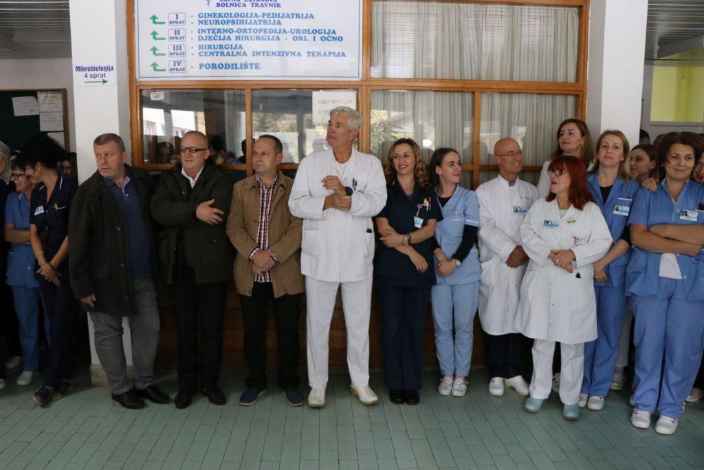 JU Bolnica Travnik obilježila 120 godina od osnivanja