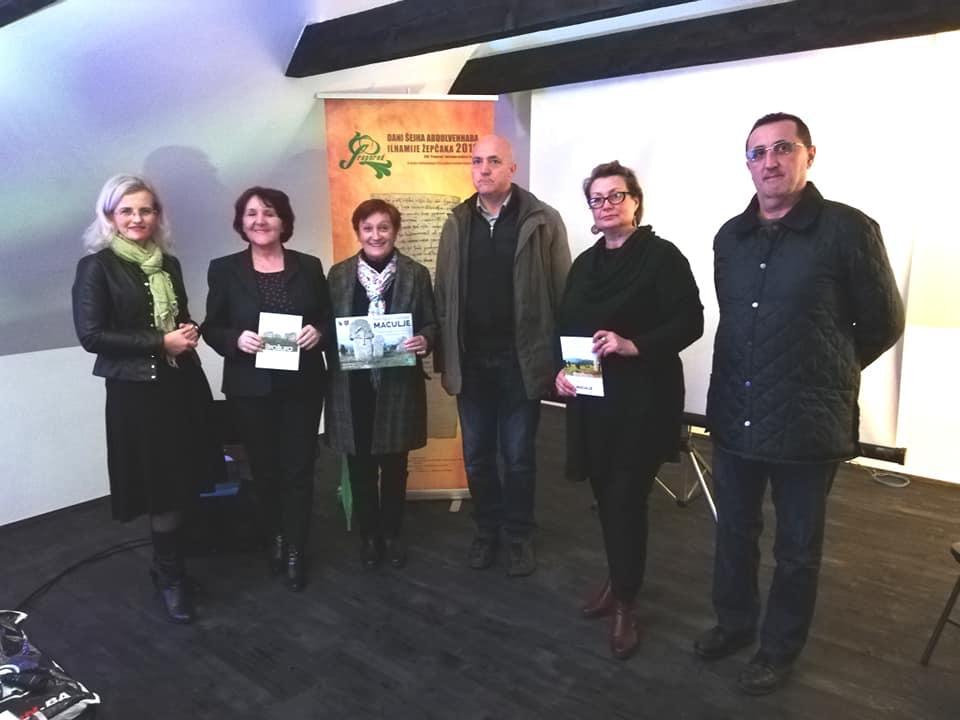 """BZK """"Preporod"""" Novi Travnik predstavio aktivnosti na zaštiti nekropole stećaka Maculje"""