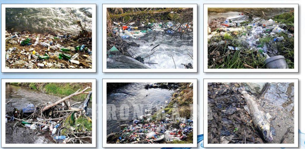 Sportski ribolovci podsjetili vlasti na lijepote i ekološke incidente u dolini rijeke Lašve