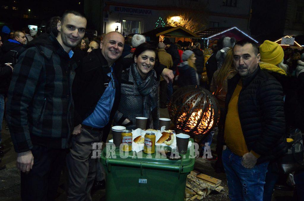 """Večeras otvorena manifestacija """"Advent u Travniku"""""""