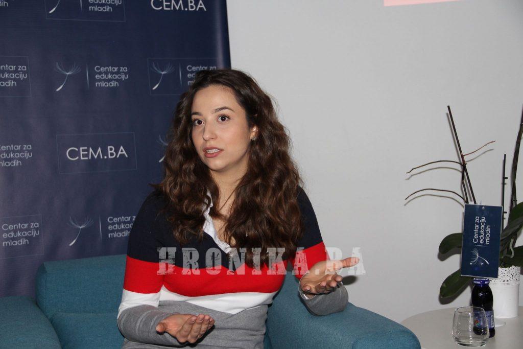 Kreativni park: Sara Dukić može biti uzor mnogim mladima
