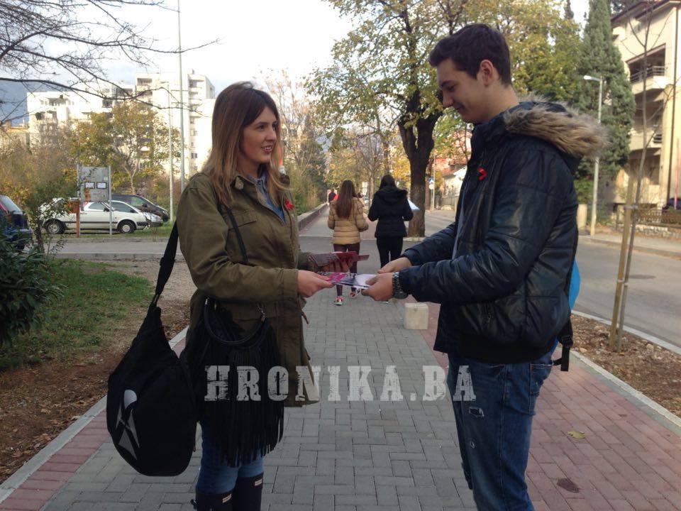Širom BiH obilježen Svjetski dan borbe protiv AIDS-a