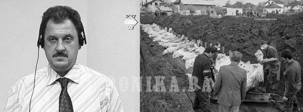 Simbolično obilježavanje godišnjice masakra u Ahmićima