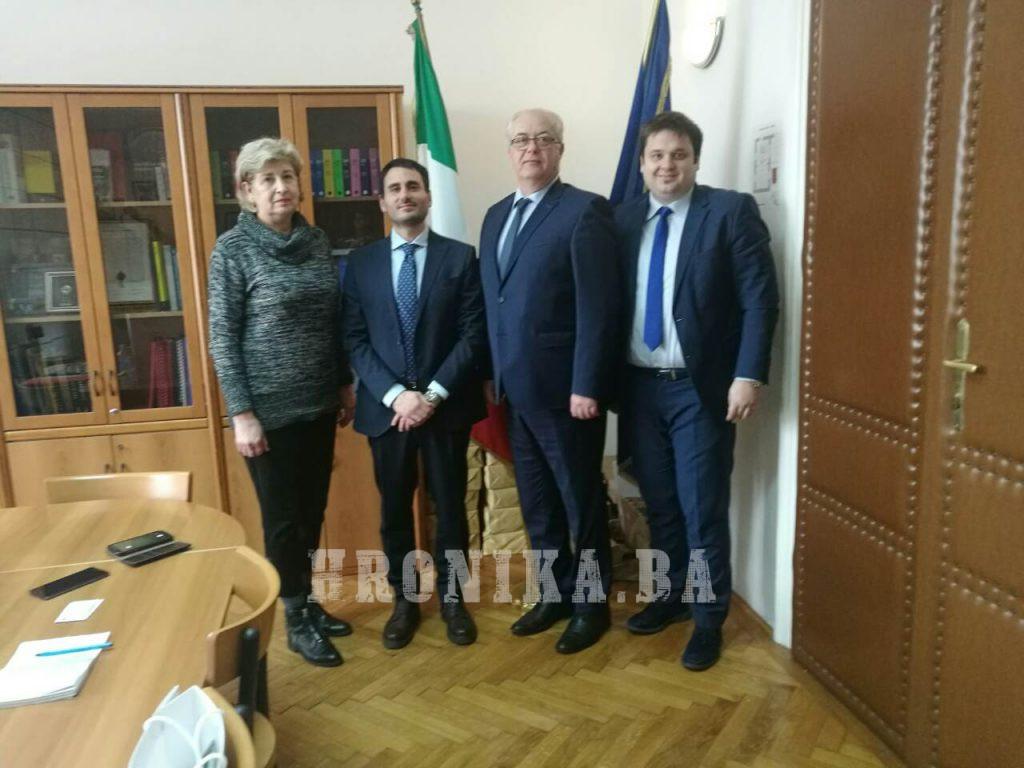Ambasada Republike Italije podržat će orgnizaciju ovogodišnjeg Sajma Timod EXPO u Travniku