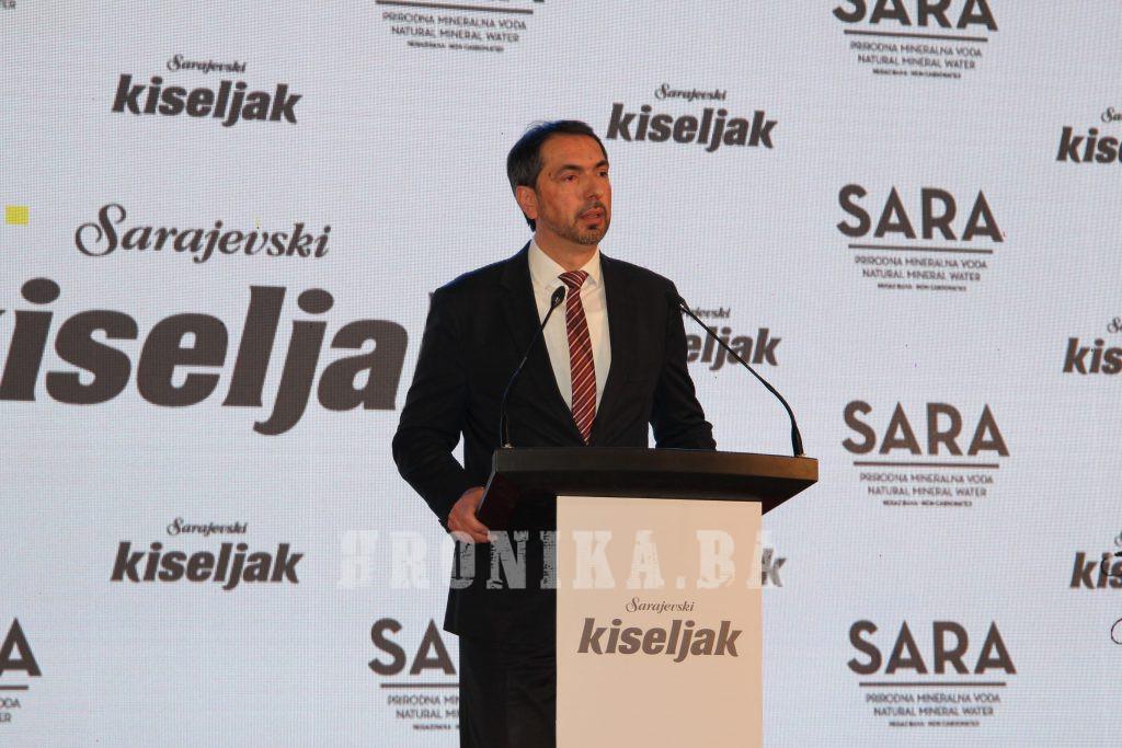 U Kreševu svečano otvorena nova punionica Sarajevskog kiseljaka vrijedna 20 miliona KM