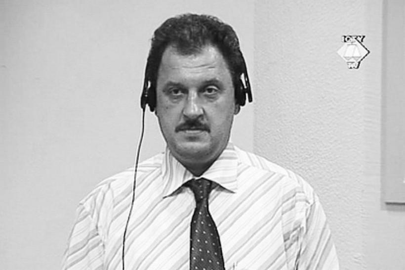 Miroslavu Cicku Brali odbijen zahtjev  za prijevremeno puštanje na slobodu