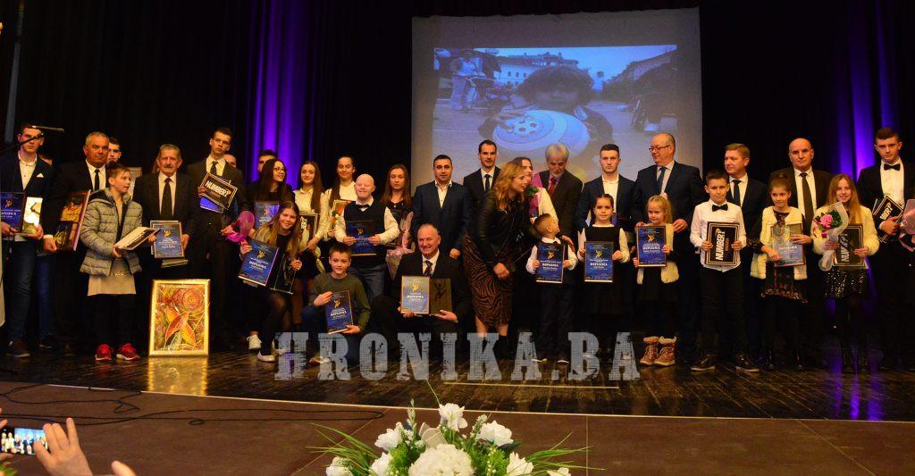 Amina Halak i Arsim Gaši najuspješniji sportisti Travnika u protekloj godini