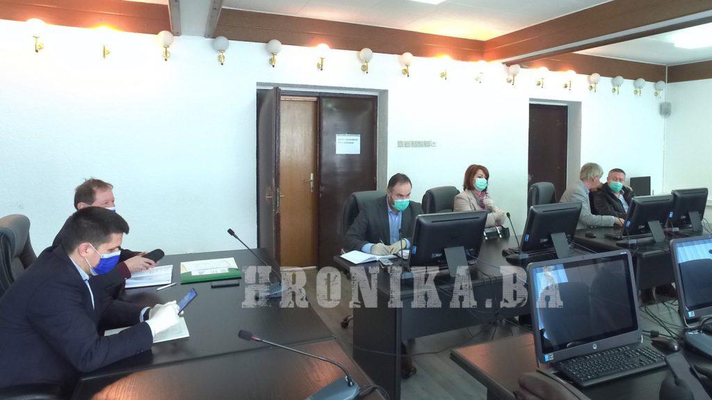 Vlada SBK: Na području SBK 1.800 osoba u samoizolaciji 70 kojima istekao period samoizolacije
