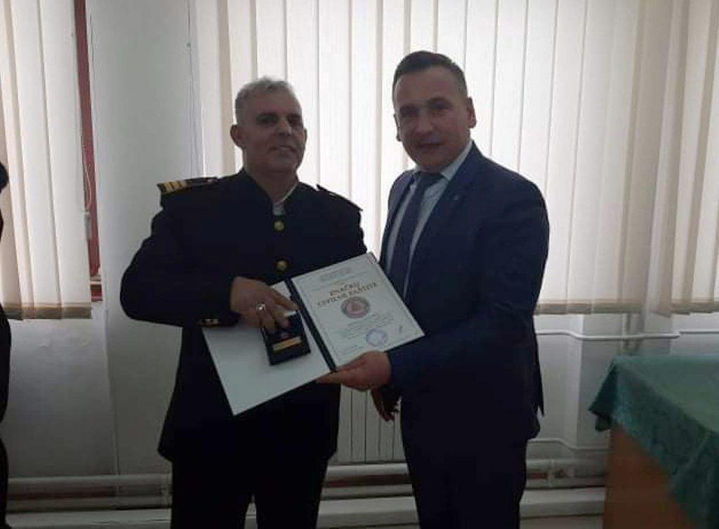 Travničani nagrađeni na svečanosti u Federalnoj upravi Civilne zaštite u Sarajevu