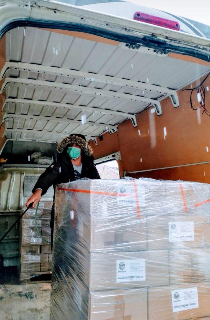 Ni pandemija im ništa ne može: Krajišnici izvoze med na Bliski istok