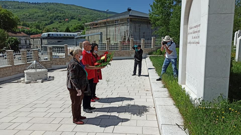 Danas u Travniku obilježen Dan pobjede nad  fašizmom
