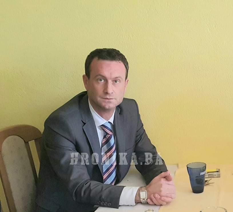 Nevzudin Dino Brljak imenovan za predsjednika Povjereništa NiP u Novom Travniku