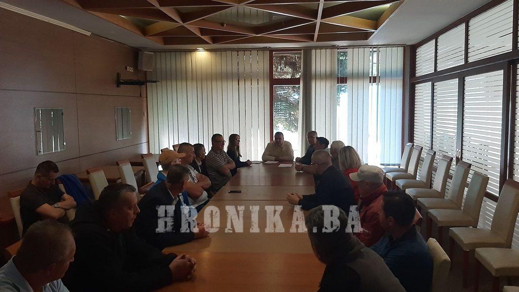 Delegacija KO SDP BiH u posjeti općinskim organizacijama u Donjem Vakufu i Jajcu