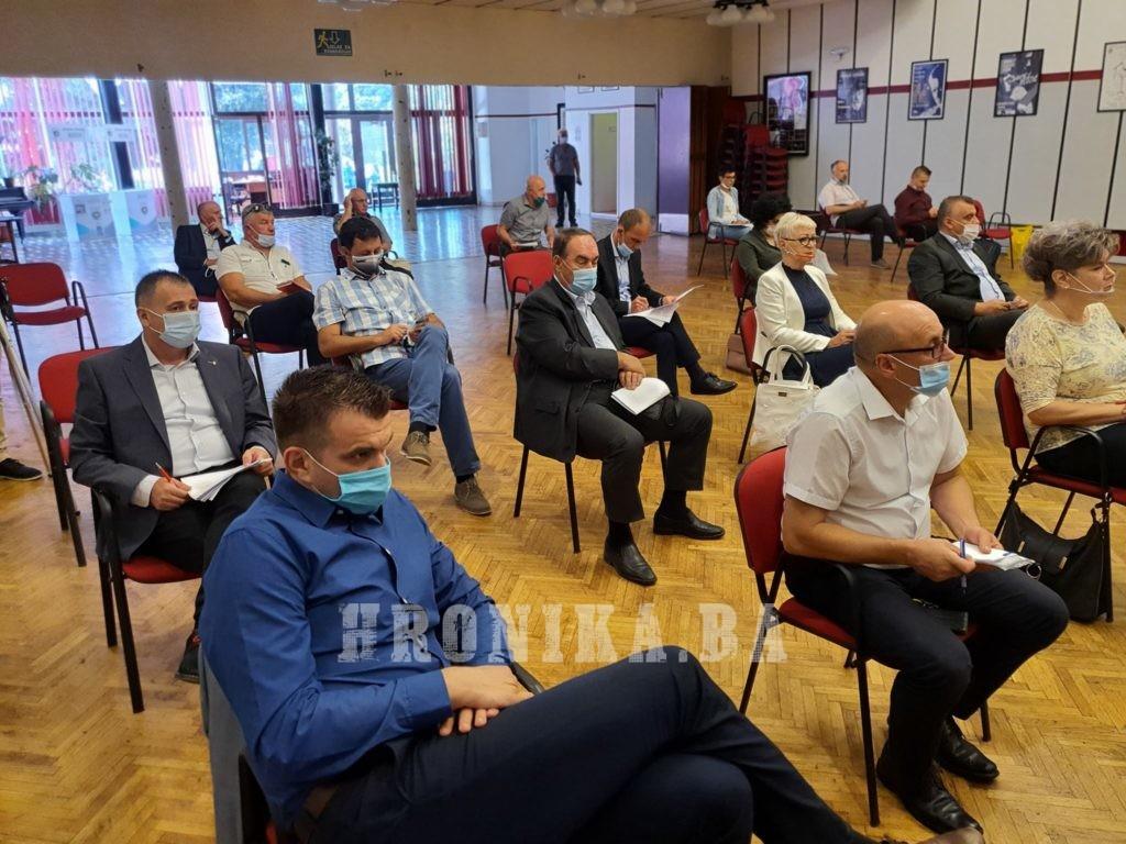 Skupština SBK usvojila Zakon koji osigurava trajnu novčanu naknadu za 1.120 branitelja