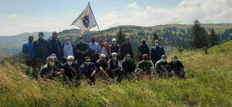 Proteklog vikenda na Vlašiću održana manifestacija 'Ljuta greda 2020'