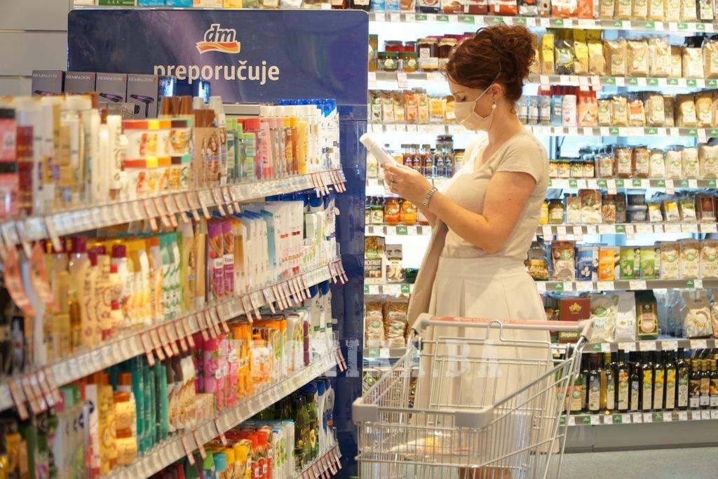 """Od danas """"dm"""" prodavnica u Travniku na novoj adresi"""