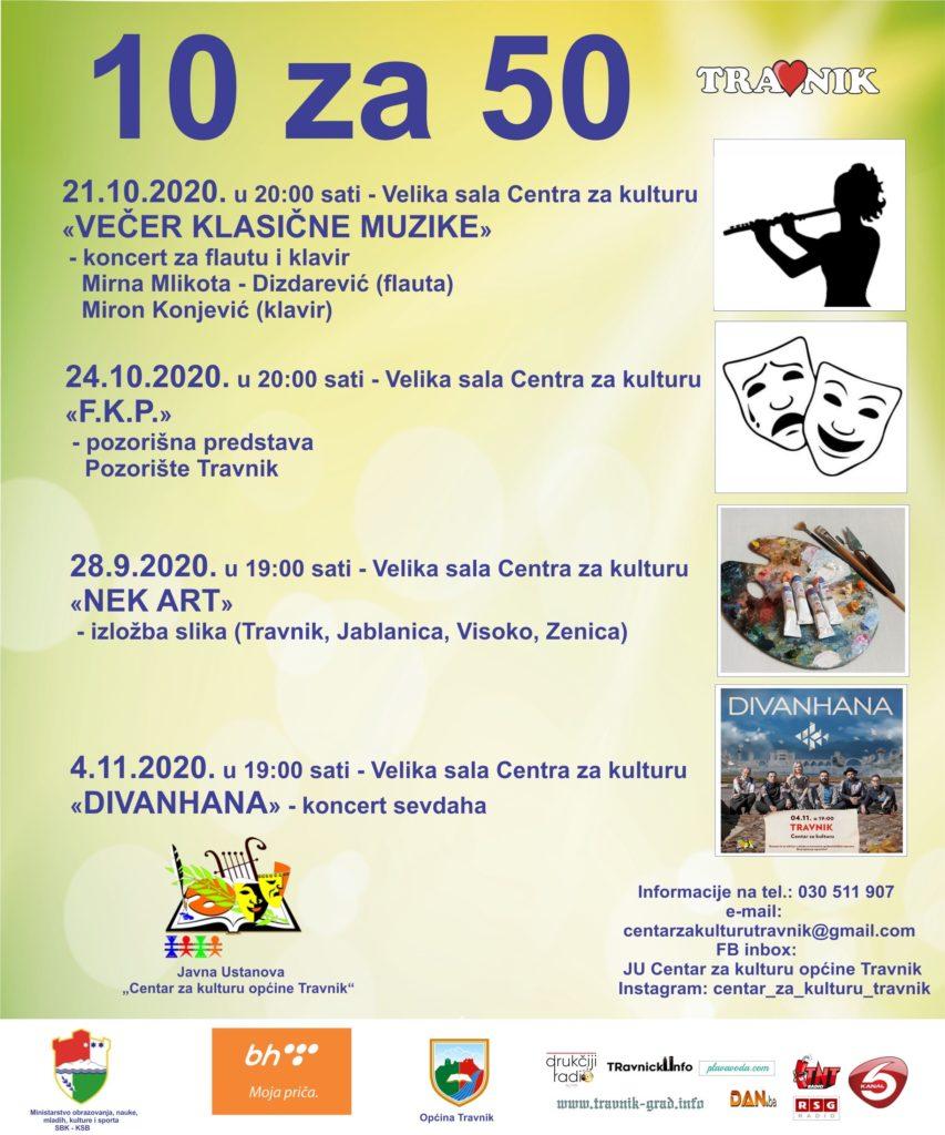 """Koncert grupe """"Divanhana"""" u Travniku"""