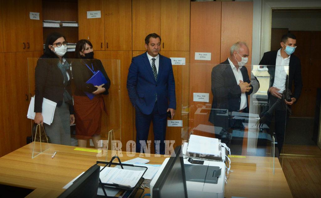 Uspješno završen Projekat digitalizacije Registra Općinskog suda u Travniku