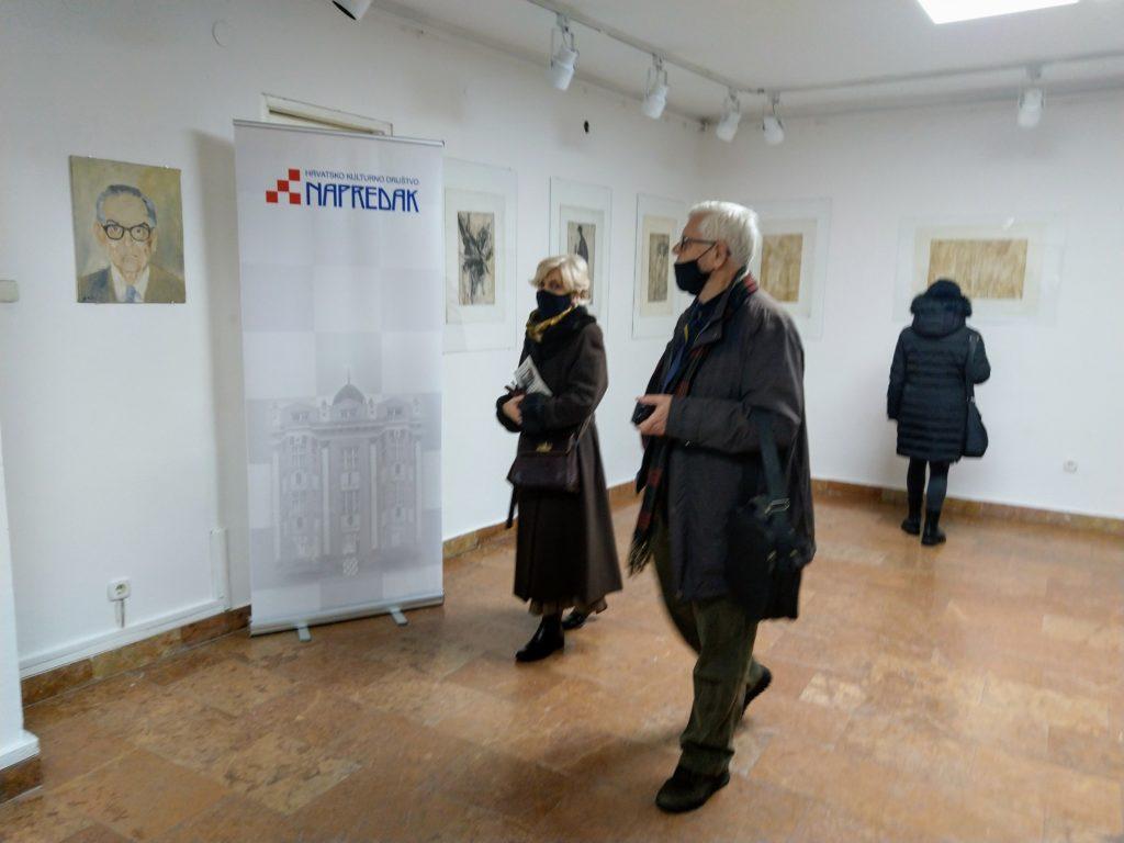 Miroslav Bilać slikao je život i žurio da ga što više zabilježi na svojim djelima