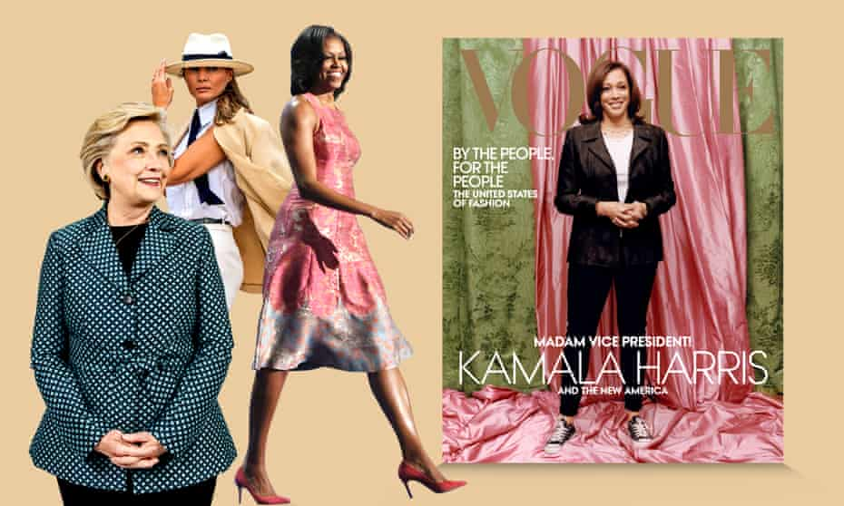 Novu naslovnicu američkog Voguea krasi novoizabrana podpredsjednica SAD Kamala Harris