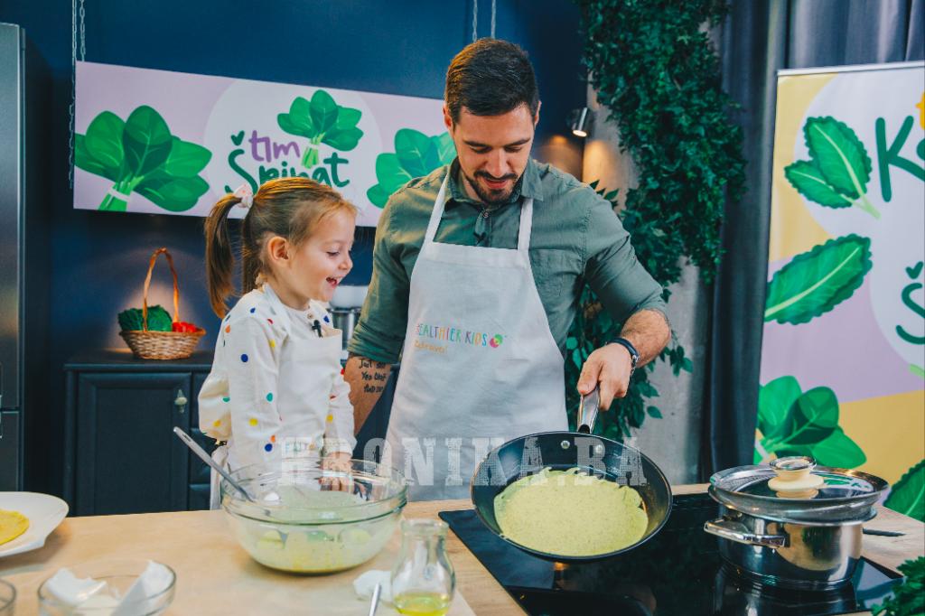 Miran Karić donosi 5 savjeta koji će pomoći da Vaše dijete jede zdravije