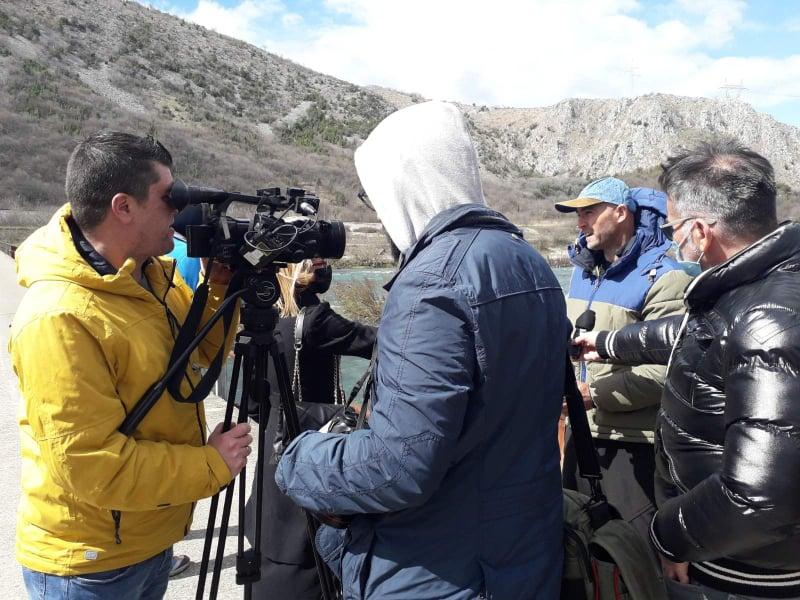 """Provedena akcija u povodu Svjetskog dana voda pod nazivom """"Rijeke Bosne i Hercegovine"""""""