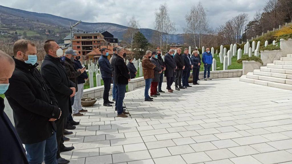 U Travniku obilježen Dan Armije Republike BiH i 7. Korpusa AR BiH