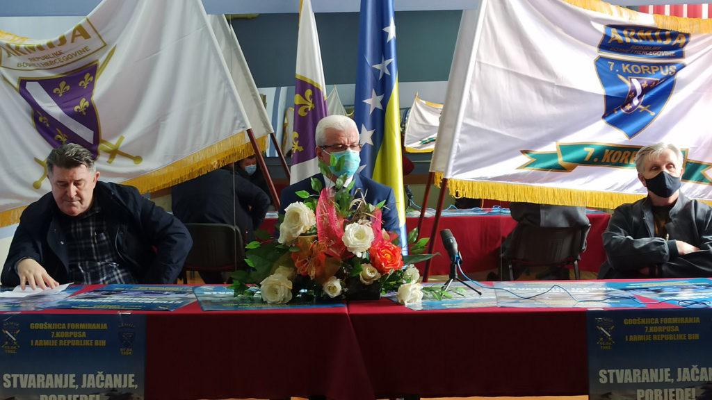 Na današnji dan prije 27 godina od formiran je 7. Korpus Armije R BiH
