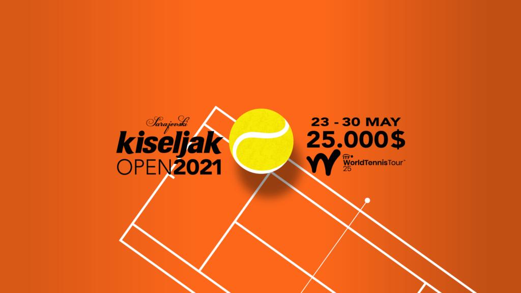 """Danas počinje """"Sarajevski kiseljak open 2021."""""""