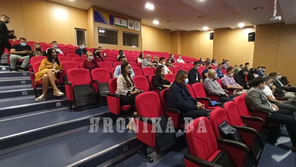 Prezentirana Studija opravdanosti inicijative uređenja Bosanske ulice kao pješačke zone u Travniku