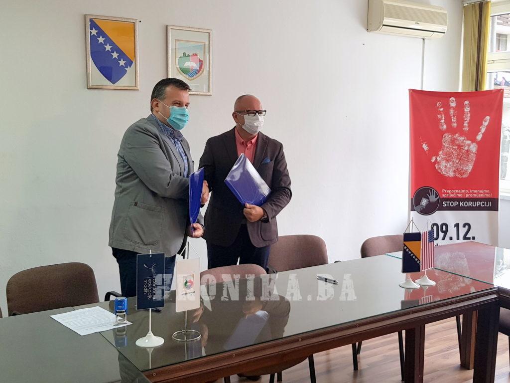Centar za edukaciju mladih i Općina Travnik zajedno u prevenciji i borbi protiv korupcije