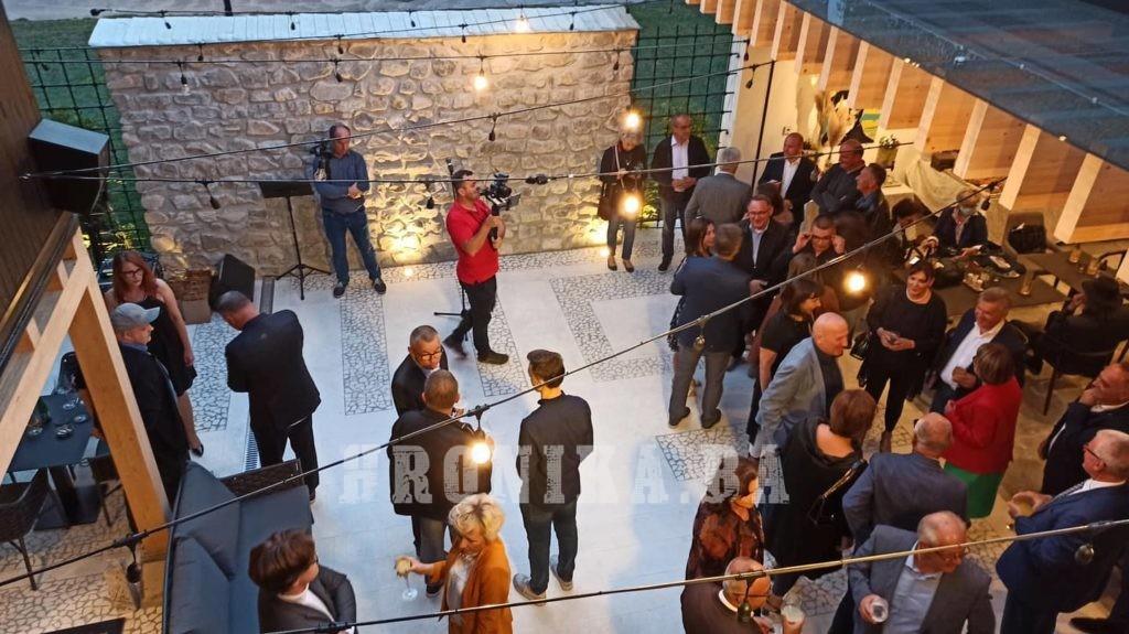 Svečano otvoren restaurirani kompleks rodne kuće Ive Andrića u Travniku